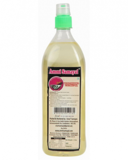 Ammi Samayal Wood Pressed/Marachekku/Natural Edible Coconut Oil
